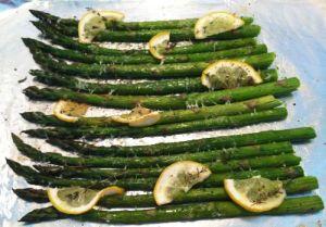 Roasted Asparagus final
