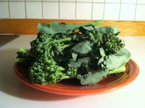 Broccoli Rabe final