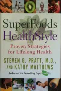 Superfoods Health Style cover final