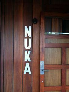Nuka Sign