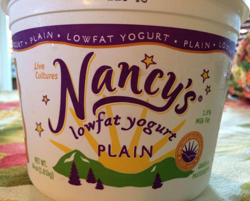 Nancy's Plain Yogurt
