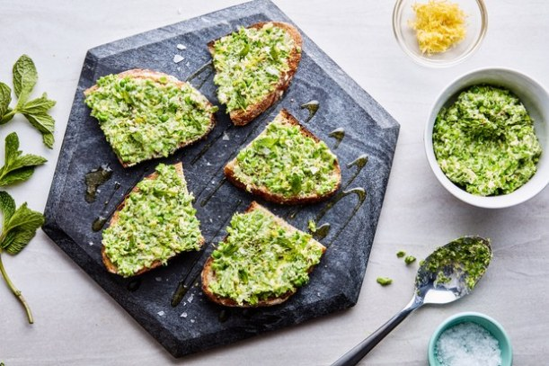 Spring Pea Butter